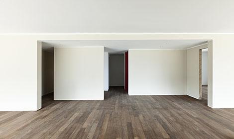 nieuwe vloer in woning
